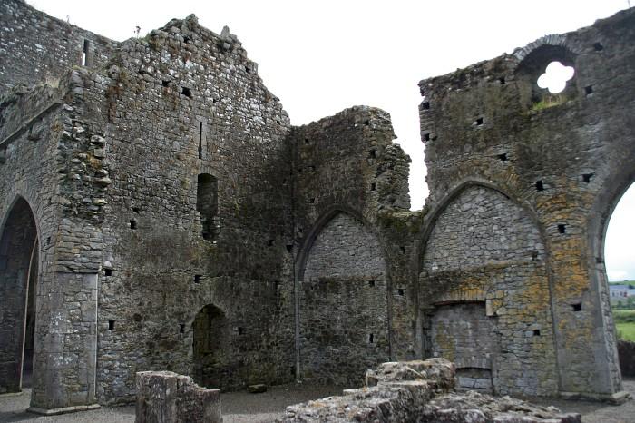 Irlanda - Rock of Cashel