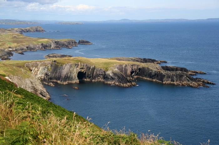 Irlanda - La penisola di Mizen Head