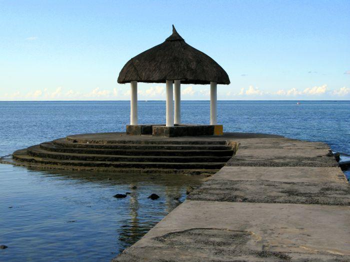 A nord di Mauritius