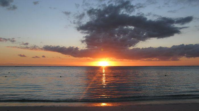 Snorkeling, tramonto e via...
