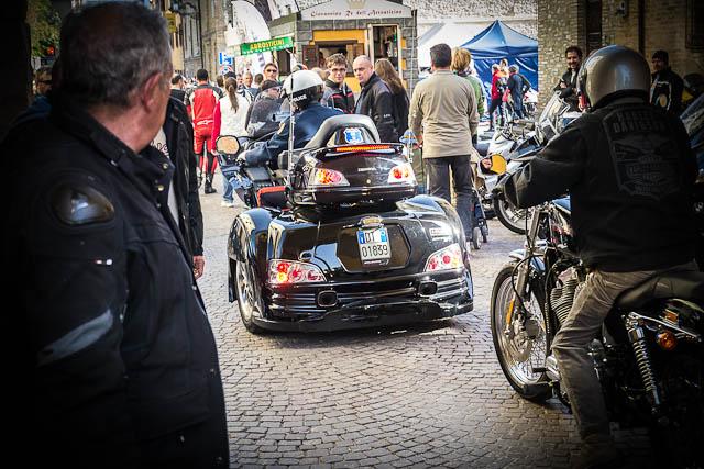Motoraduno Sant'Angelo in Vado 2012
