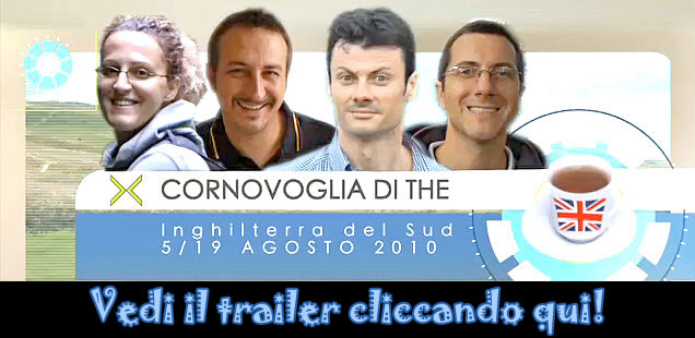 Cornovoglia di The - Trailer