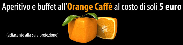 Aperitivo e Buffet - Orange Caffè