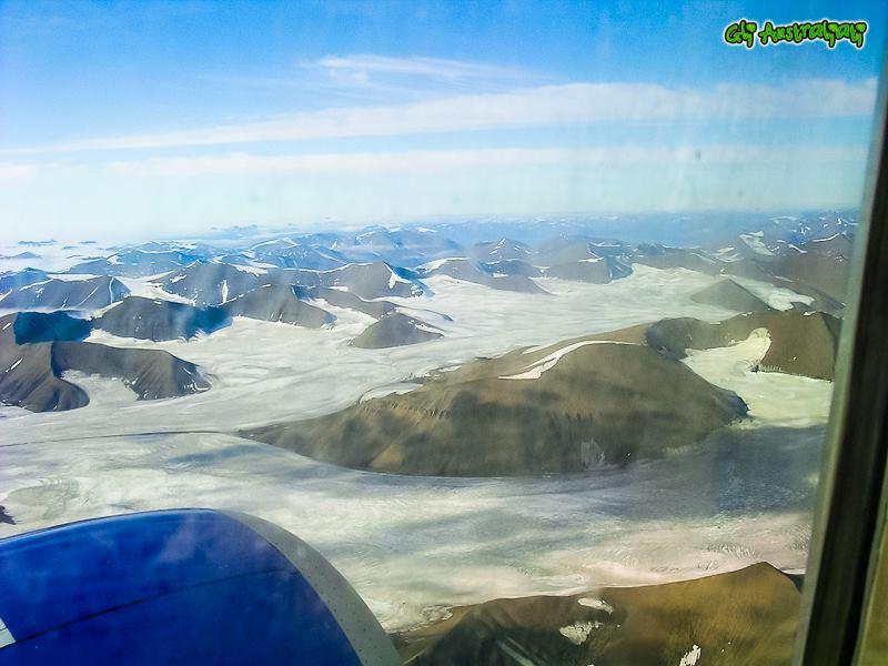 Trekking alle Svalbard