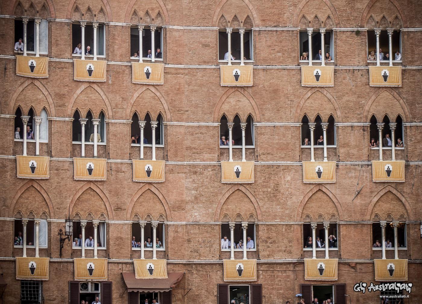 Il Palio di Siena 2 Luglio 2013