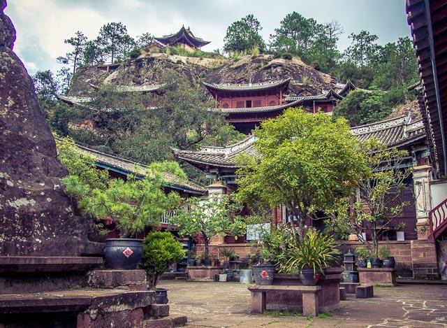 Il terzo tempio scavato completamente sulla roccia