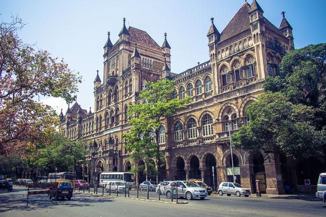 Victoria station di Mumbai