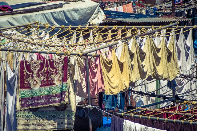 I lavatoi di Mumbai