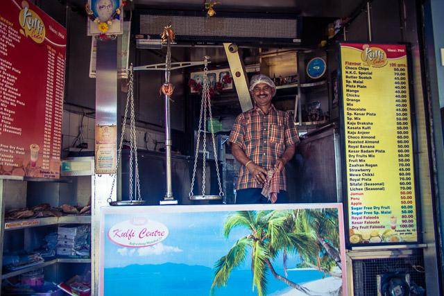 Il gelato più buono di Mumbai