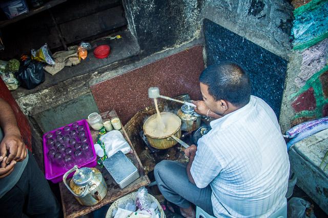 Un ottimo Masala Chai