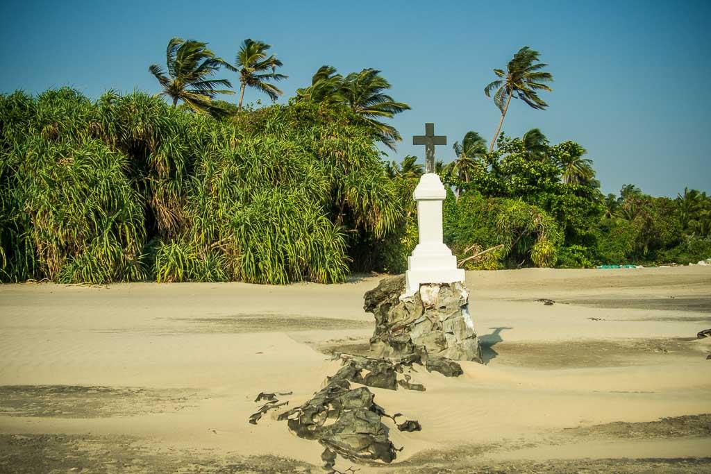 Una passeggiata appena arrivati nel Goa