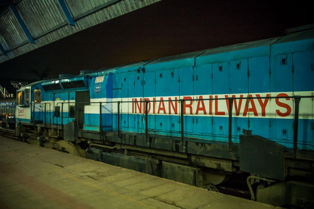 L'esperienza dei treni indiani.