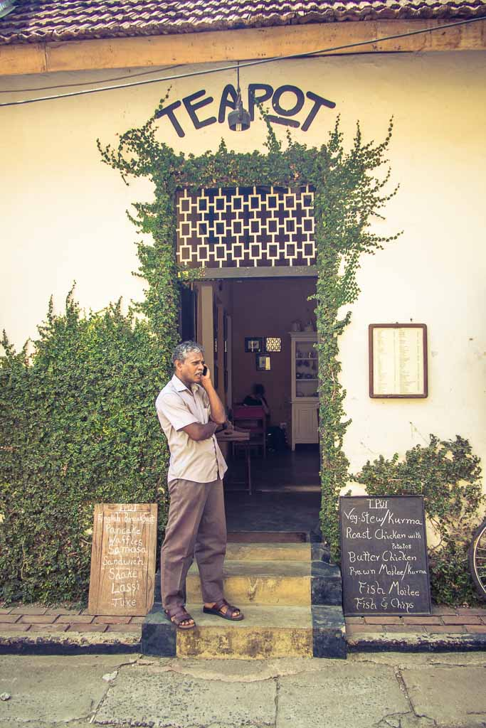 A spasso per Fort Kochi
