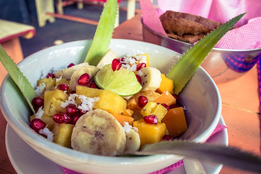 Varkala - Una colazione indimenticabile