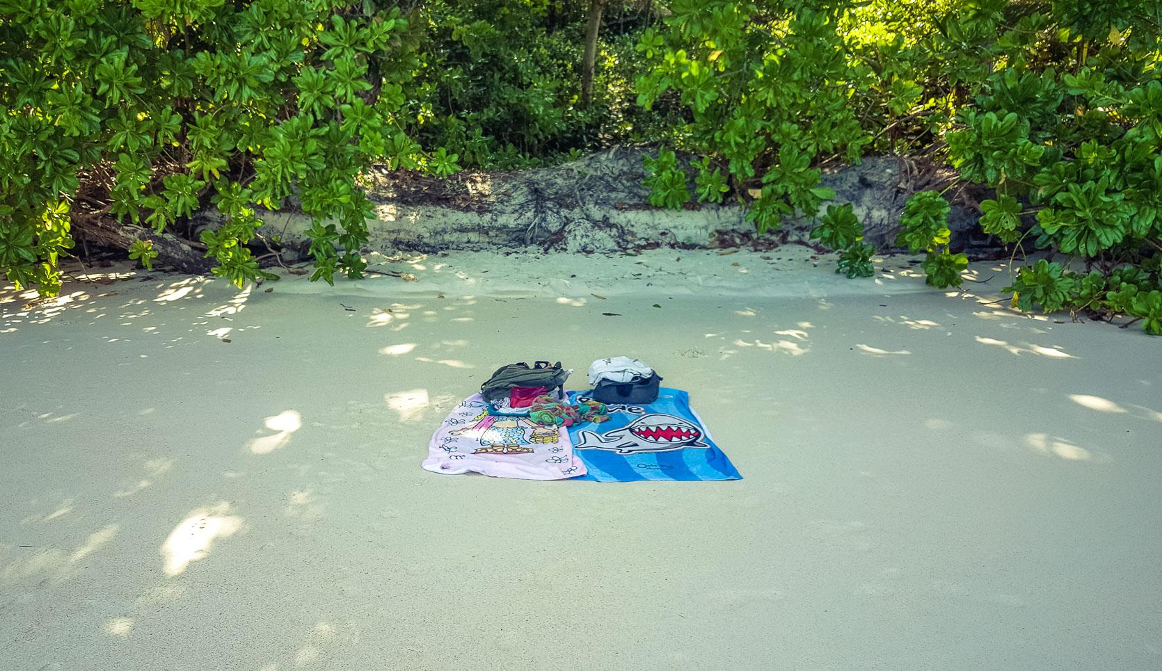 Seychelles in gravidanza - Praslin