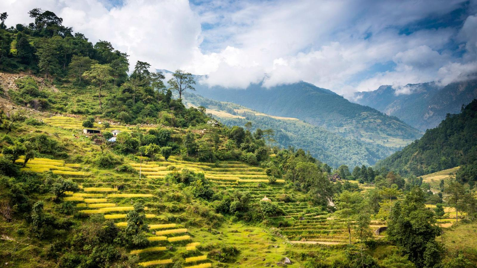 NEPAL - La strada da Kathmandu a Pokhara